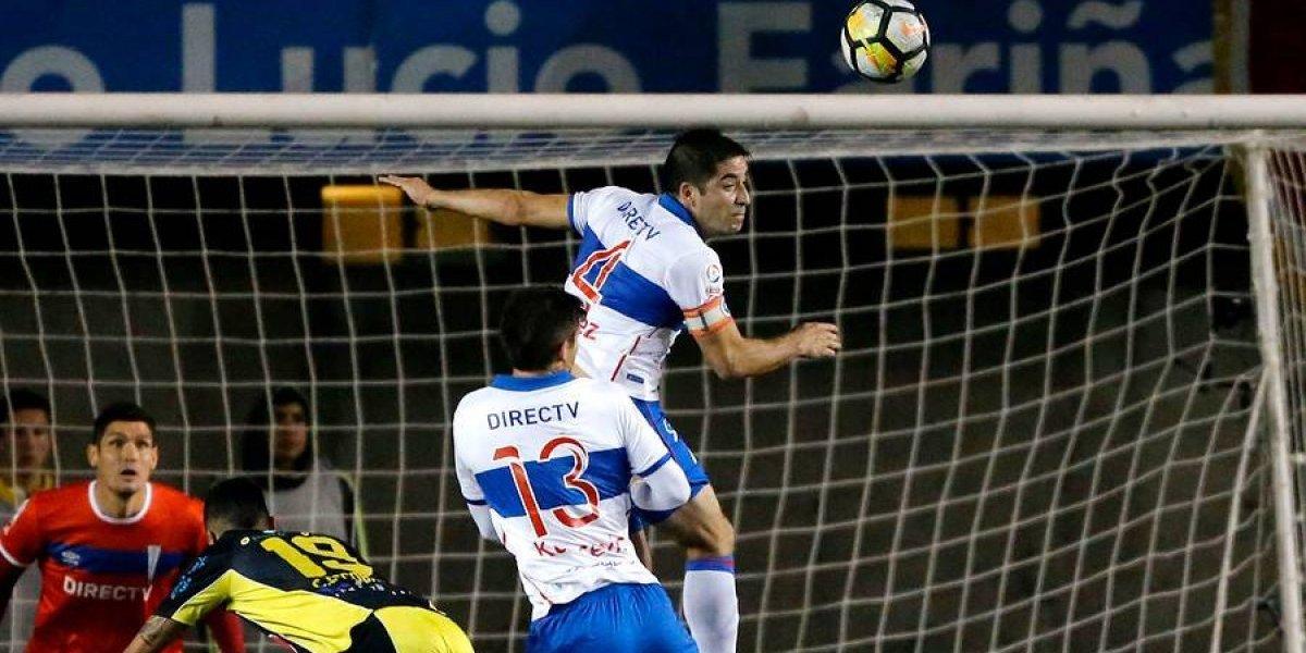 """Cristián Álvarez y las críticas a la UC: """"Nos encantaría jugar como el Real Madrid"""""""