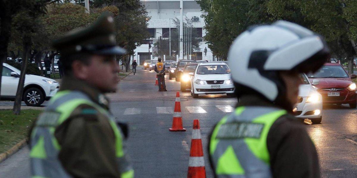 Restricción a catalíticos: 196 personas fueron multadas en la primera tarde en que se implementó la medida