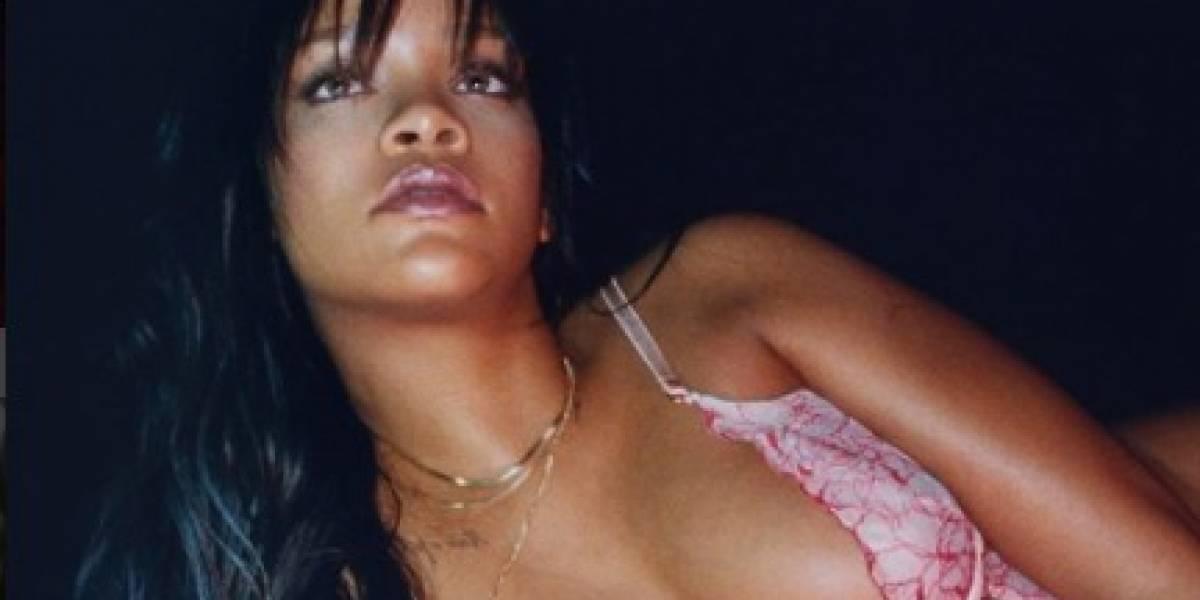 Conheça os modelos da nova linha de lingeries da Rihanna;  várias versões plus size