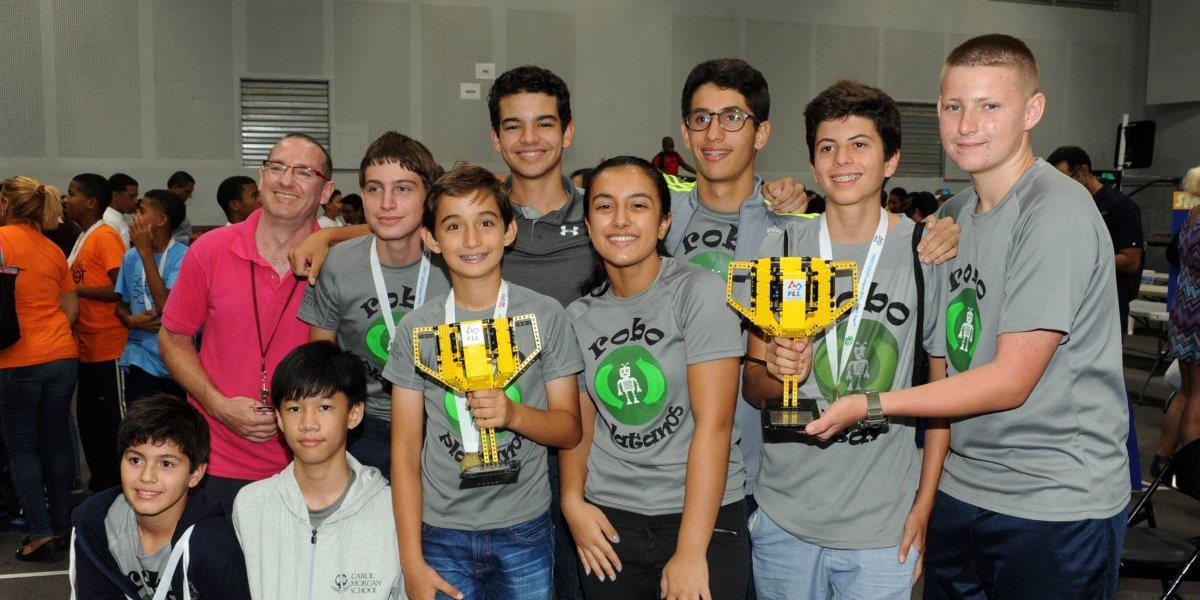 Anuncian 4to Campeonato Internacional de Ciencias y Robótica Educativa FIRST Lego League (FLL)
