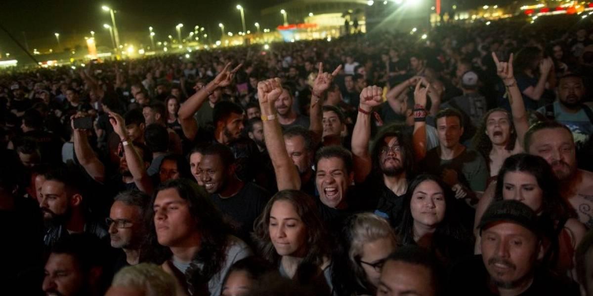 Live Nation anuncia la compra del festival de música Rock in Rio