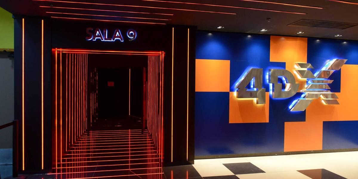 Sala 4D com efeito de 'neve' chega a cinema de São Paulo