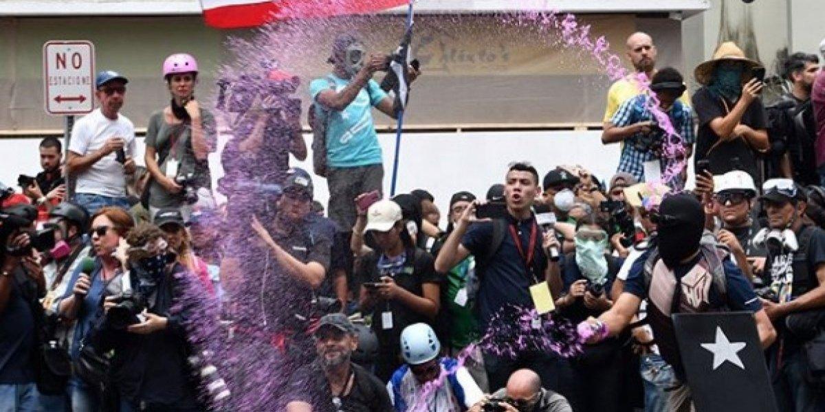 Jornada se Acabaron las Promesas convoca a otra marcha