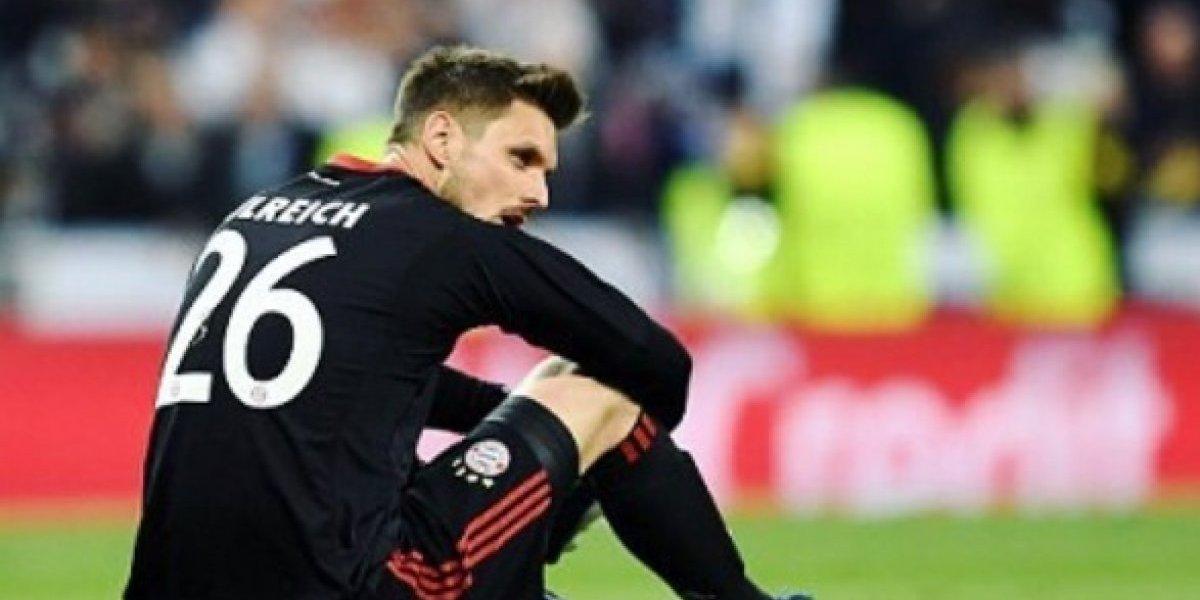 Portero del Bayern Munich se disculpa por su error ante el Real Madrid