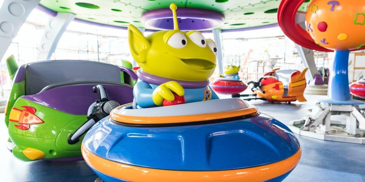 Toy Story Land llega a Disney's Hollywood Studios