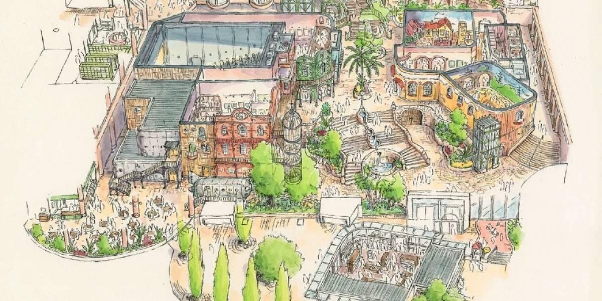FOTOS: Un primer vistazo al parque temático de Studio Ghibli