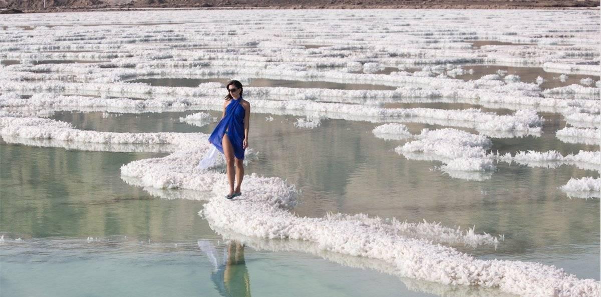Mar Muerto. Itamar Grinberg / Turismo de Israel