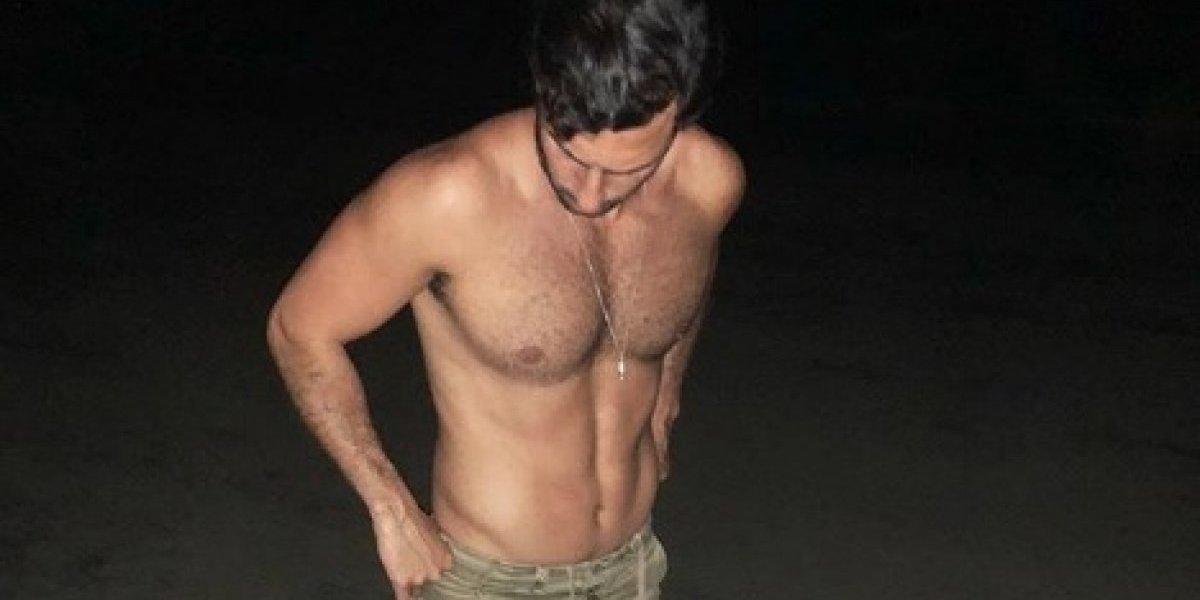 Así se disfruta Puerto Rico el esposo de Ricky Martin