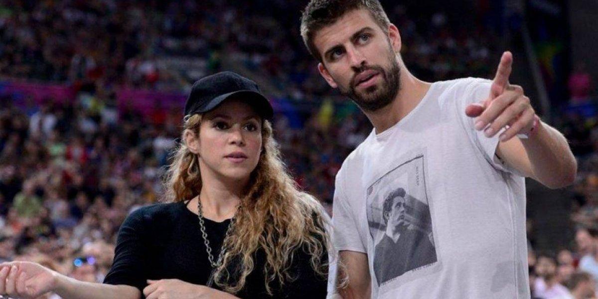 Estos son los desaires que le ha hecho Shakira a Piqué en público