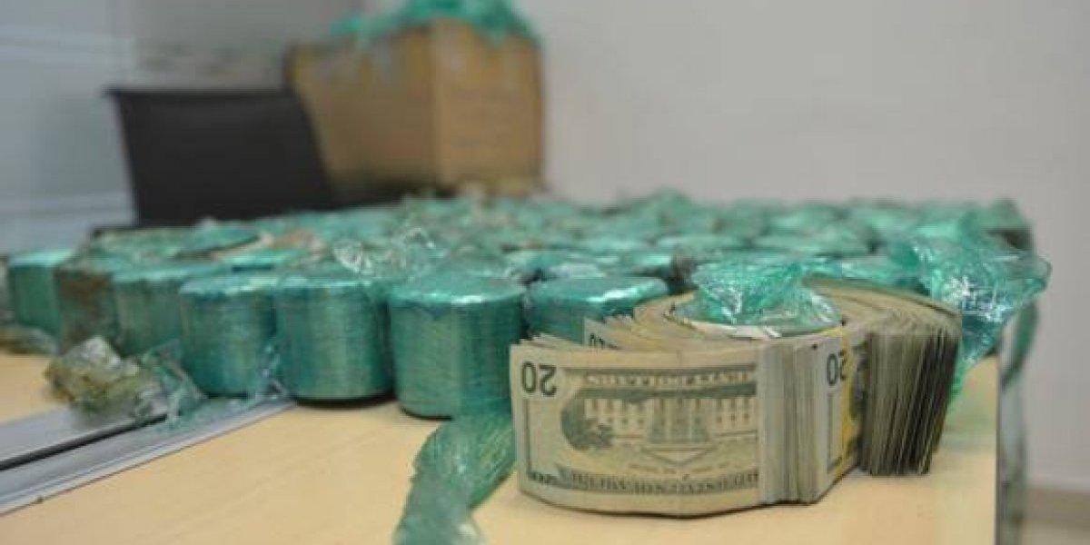 Autoridades dominicanas decomisan 745.180 dólares procedentes de EE.UU.