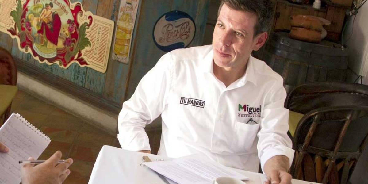 El gobierno no puede ser juez y parte, afirma Miguel Castro