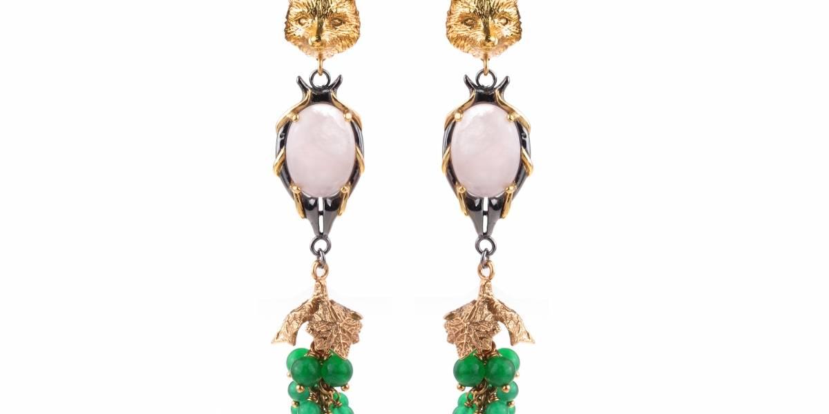 Federico Castrillón diseñando joyas con historia a través de la tecnología