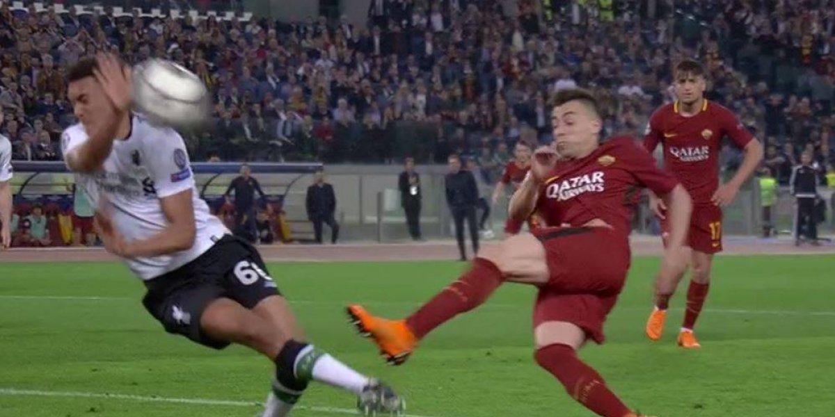 Usuarios enfurecen por polémicas jugadas del Liverpool y recuerdan al Madrid