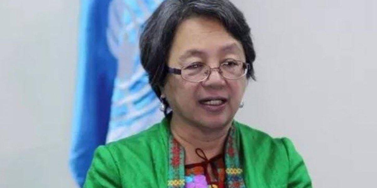 Relatora de la ONU sobre indígenas examina situación en Guatemala