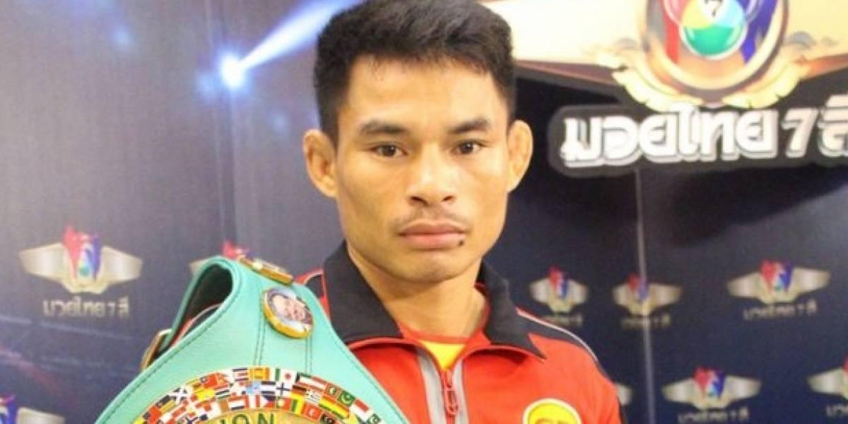 Boxeador tailandés igualó récord invicto de Floyd Mayweather