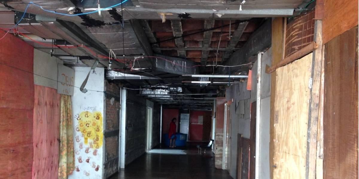 Energia de semáforo, briga por banheiro e esconde-esconde em cofre: a vida em prédio que desabou em SP
