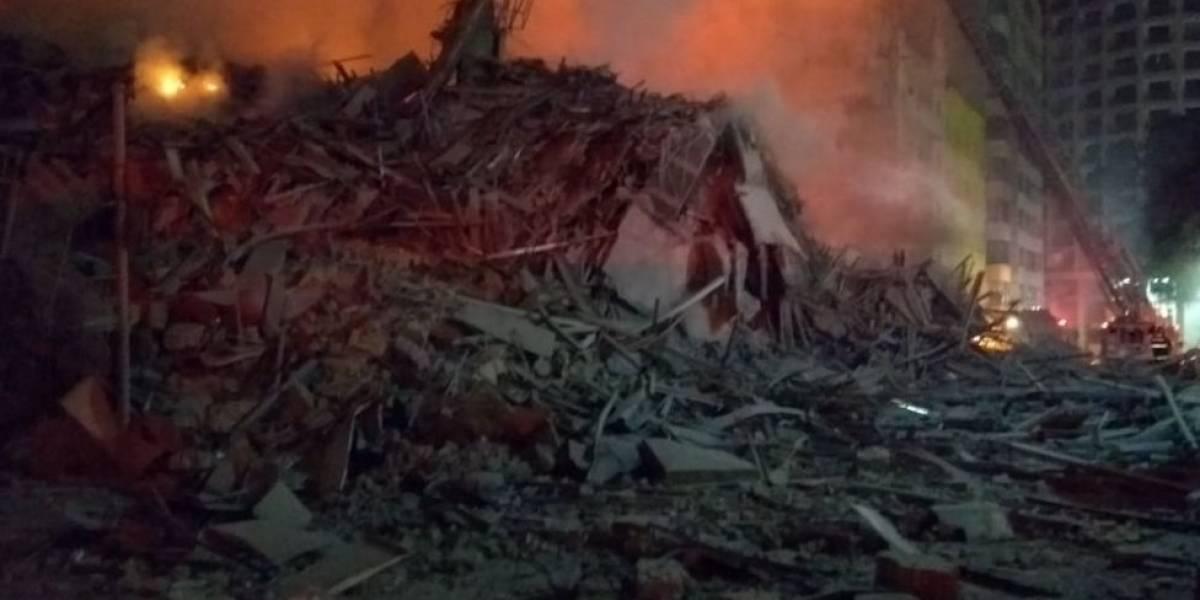 """""""Quando governos fracassam no direito a moradia, grandes tragédias acontecem"""", diz relatora da ONU sobre incêndio em SP"""