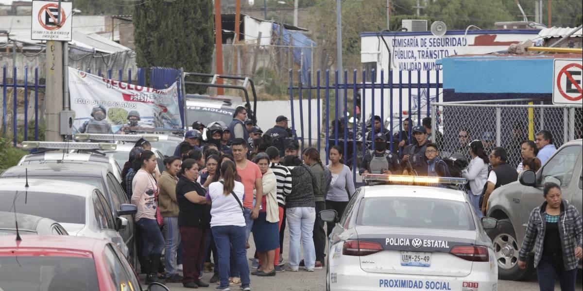 Descubren 113 policías falsos en San Martín Texmelucan