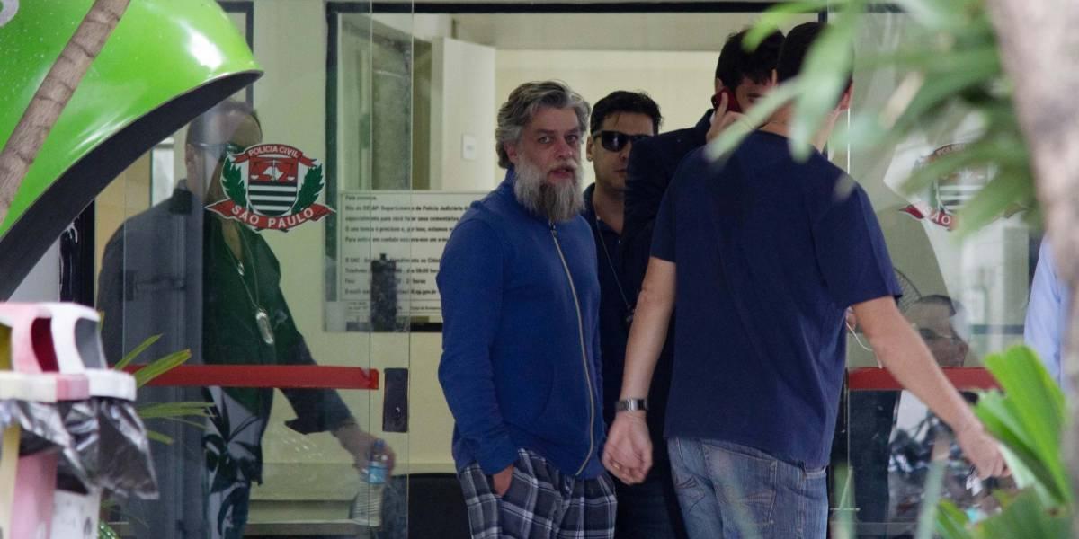 Ator Fábio Assunção é preso durante a madrugada em São Paulo