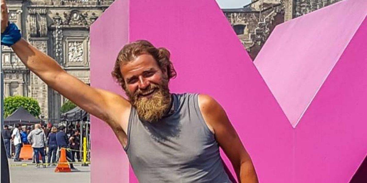 Ciclista alemán Holger Franz desaparece en México