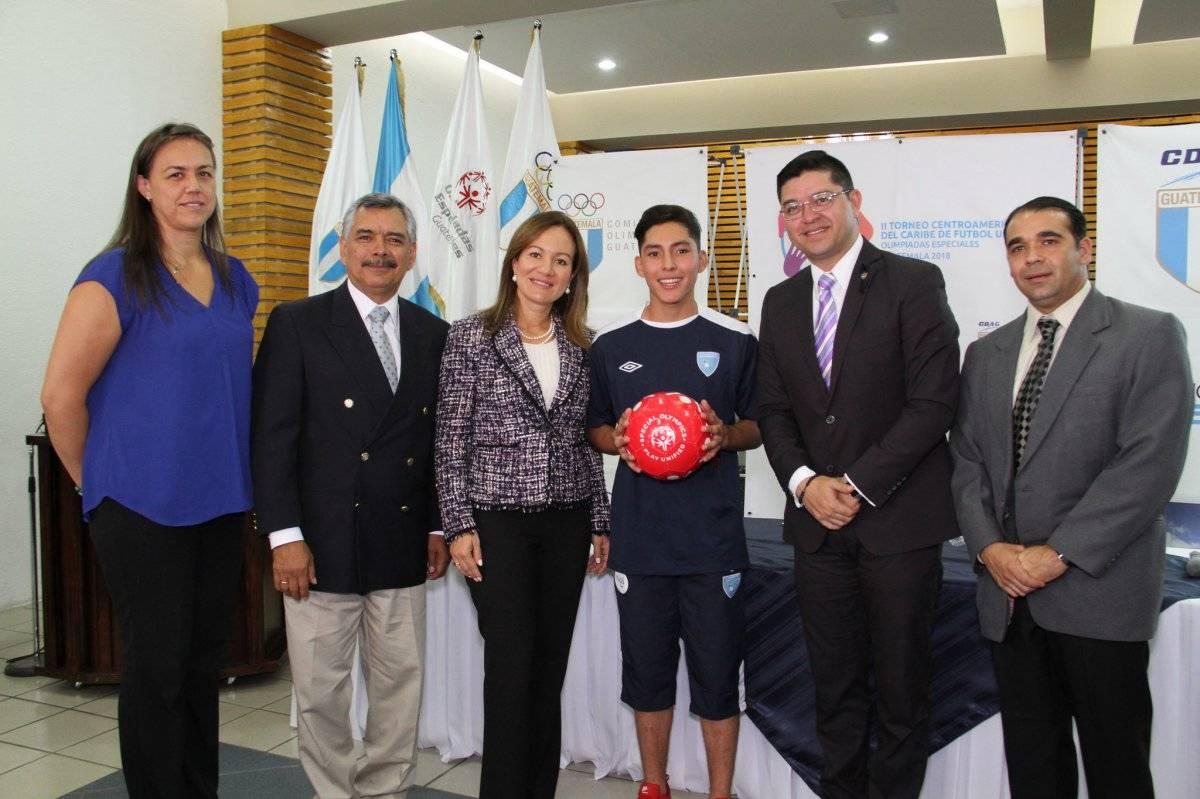 La CDAG, el COG y la Municipalidad de Guatemala apoyan dicho torneo.