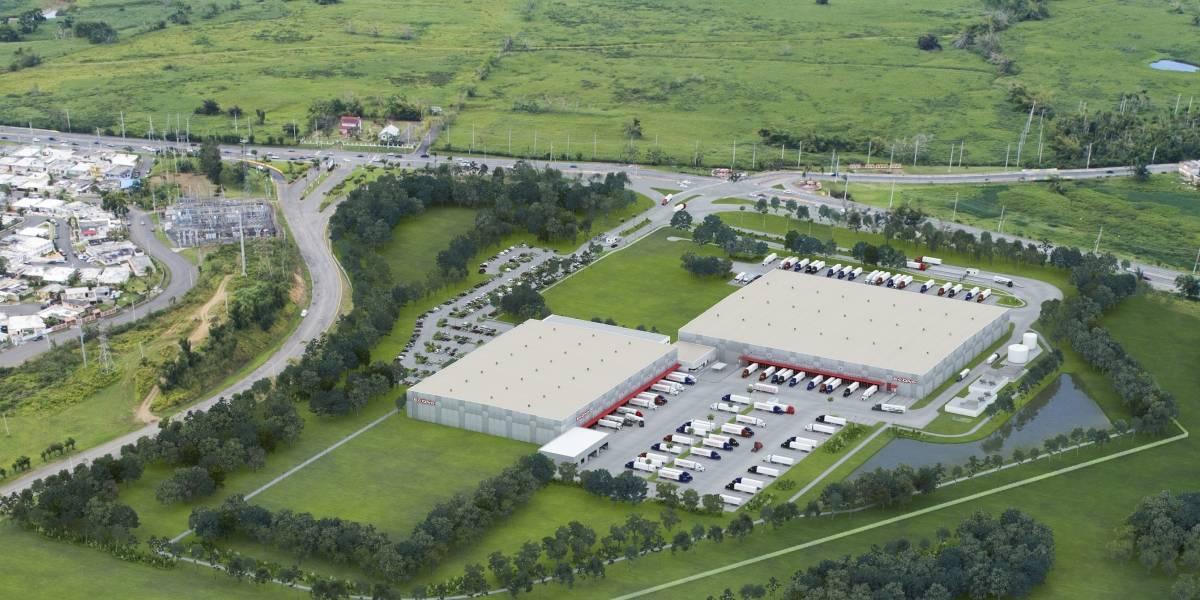 Econo comienza construcción de centro de distribución que creará 650 empleos