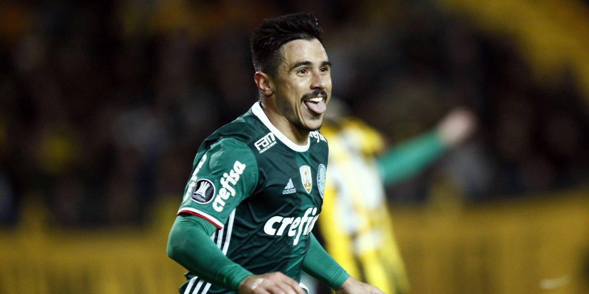 ¿Regalan el partido a Junior? Polémicas declaraciones de delantero del Palmeiras