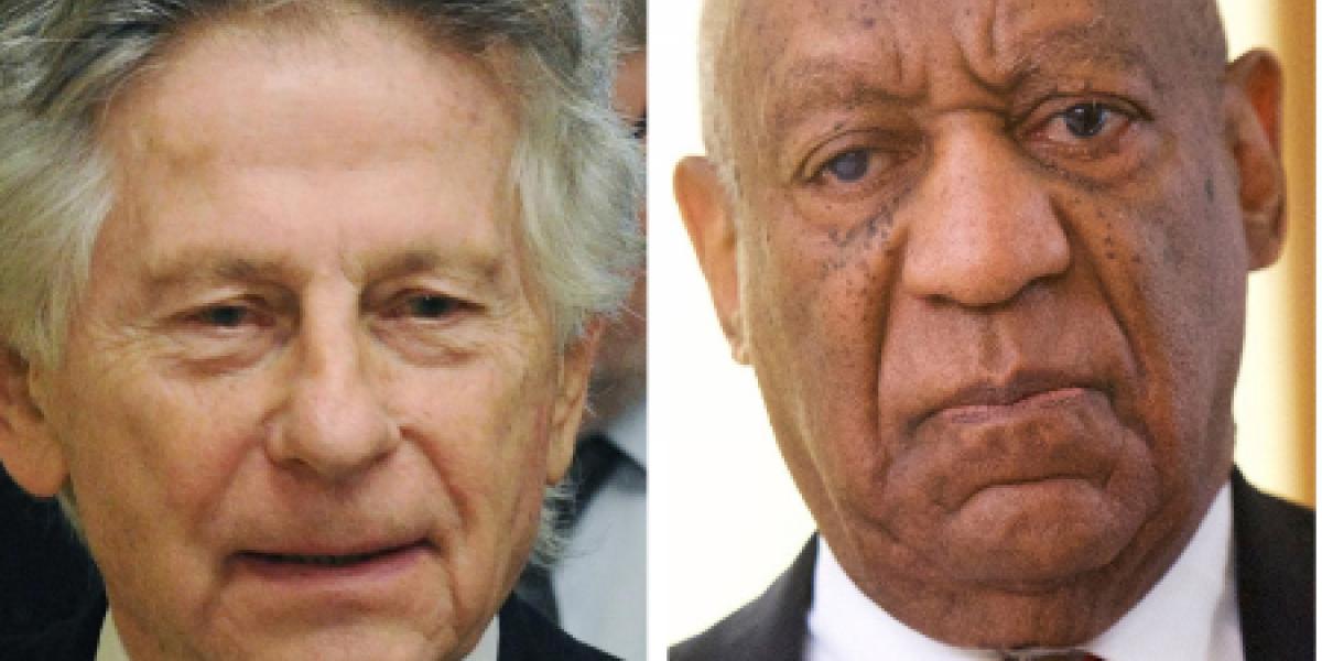 Bill Cosby y Roman Polanski expulsados de la Academia de Artes
