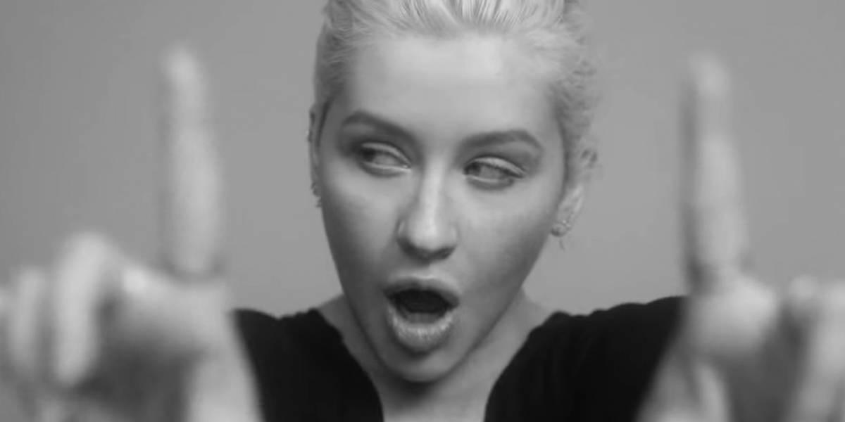 Christina Aguilera anuncia novo álbum; veja clipe