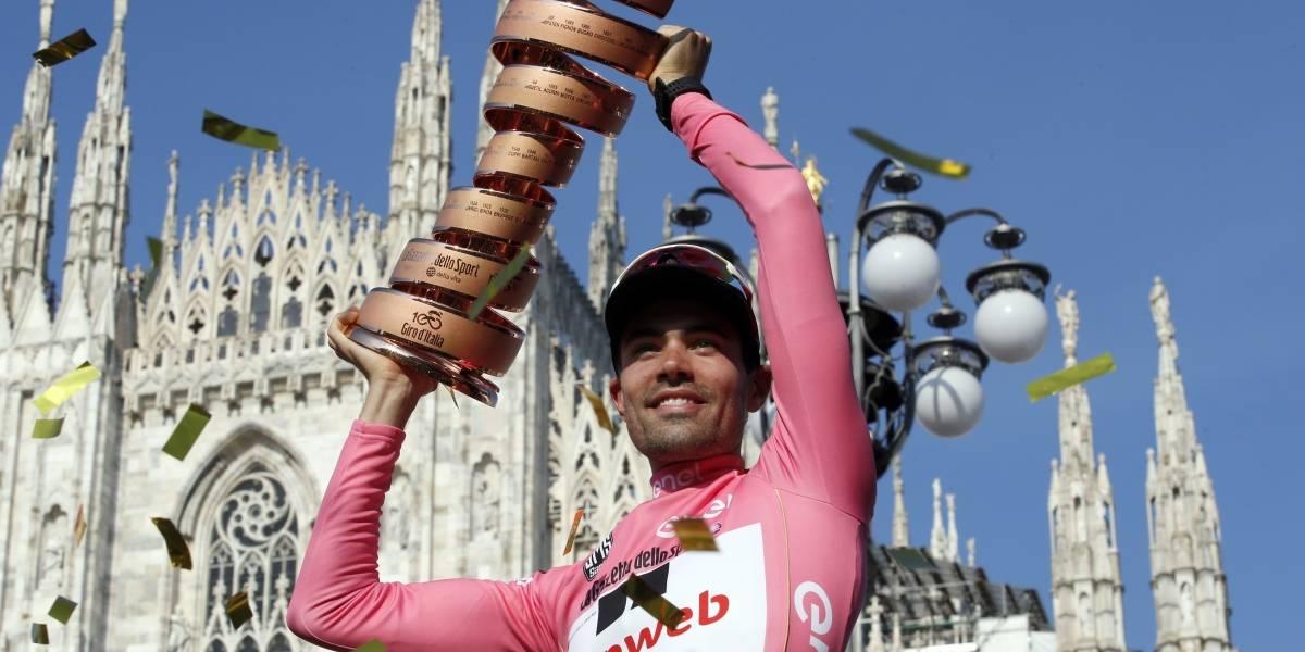 Giro de Italia: Los cuatro candidatos que lucharán a muerte por conquistar la Maglia Rosa