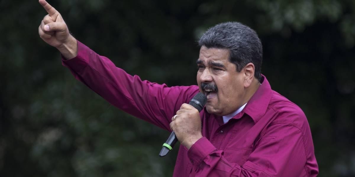 Maduro advierte que tomará las armas si pierde las elecciones en Venezuela
