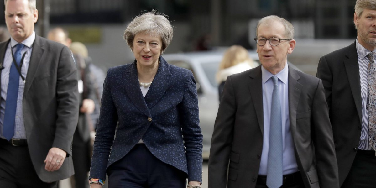 Elecciones en Inglaterra: día clave para Theresa May y el Partido Conservador
