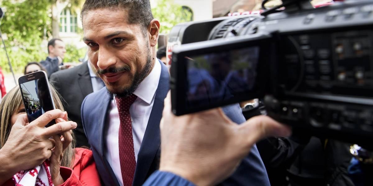 Paolo Guerrero declaró ante el TAS tras apelación de la AMA que busca impedir que juegue el Mundial de Rusia