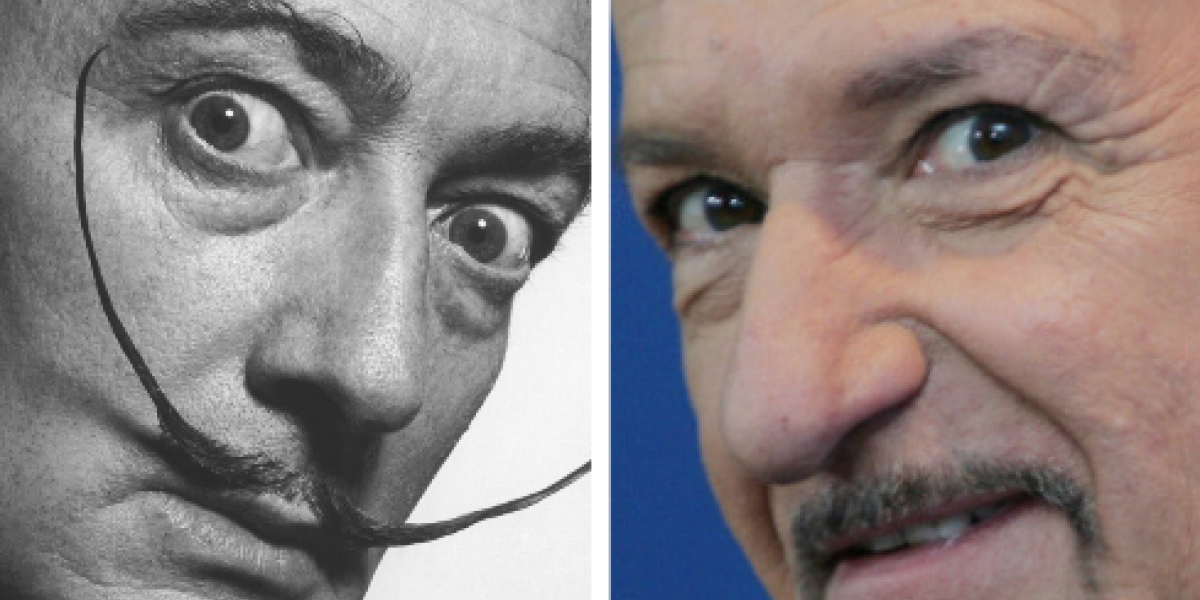 Ben Kingsley hará a Salvador Dalí en el cine