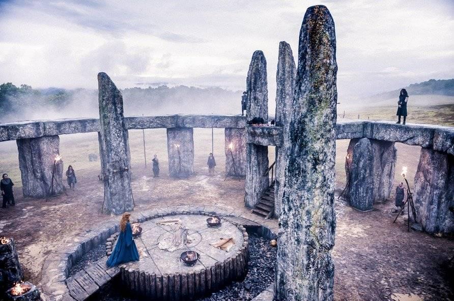 """La serie """"Britannia"""" conjuga historia, fantasía, guerras y aventuras. Foto: Fox Premium"""