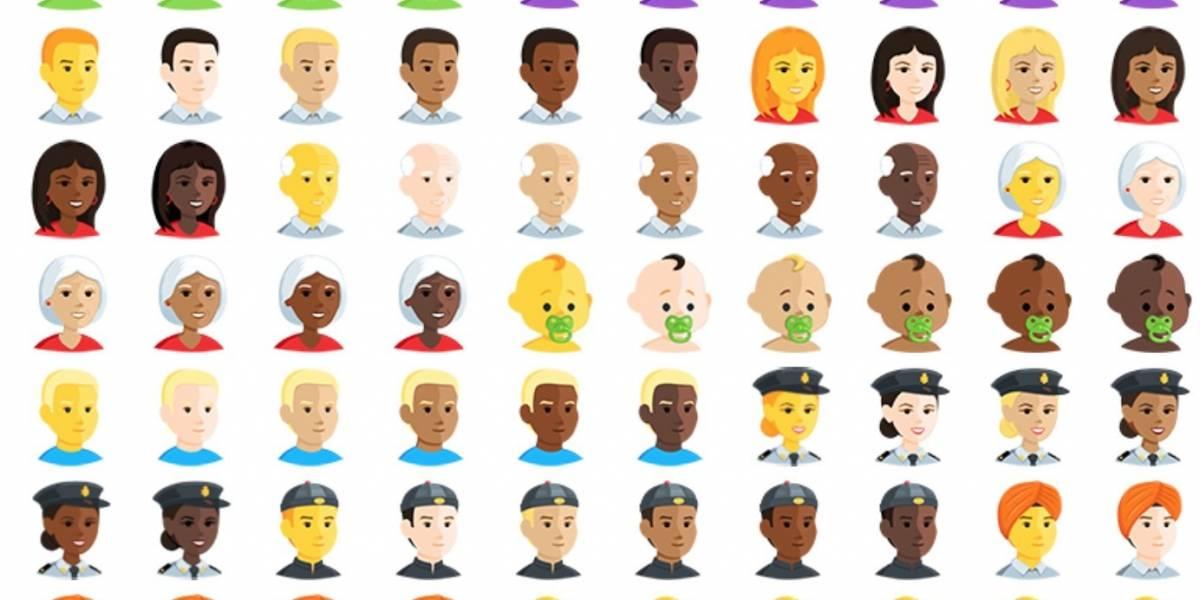 Emojis con diversos tonos de piel ayudan a la inclusión en redes sociales