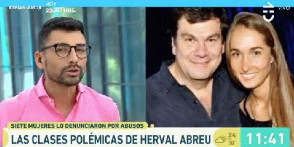 "Alumna de Herval Abreu: ""Existía esta sensación que sus clases eran netamente sexuales"""