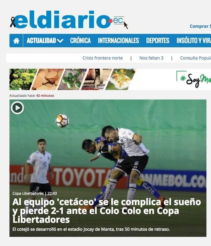 El Diario de Ecuador