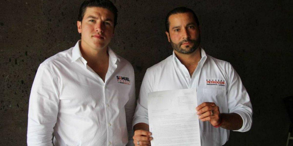 Candidato de Juárez denuncia amenazas de grupo armado