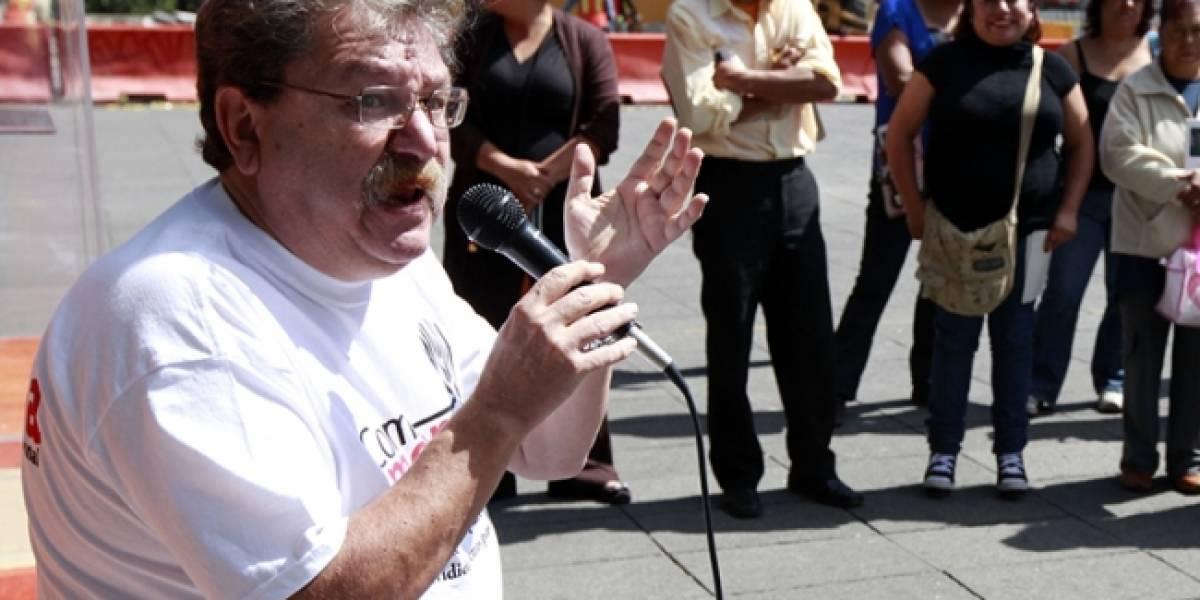 López Obrador tendrá que gobernar por decreto: Paco Ignacio Taibo II