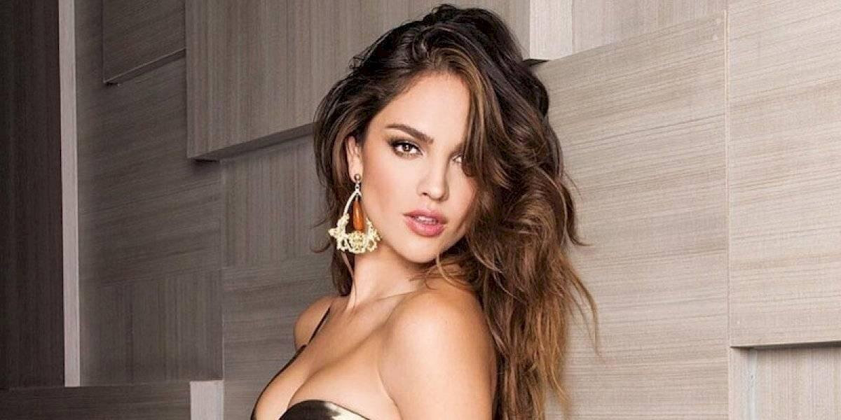 FOTO. Eiza González aparece besando a una famosa modelo y dudan de su sexualidad