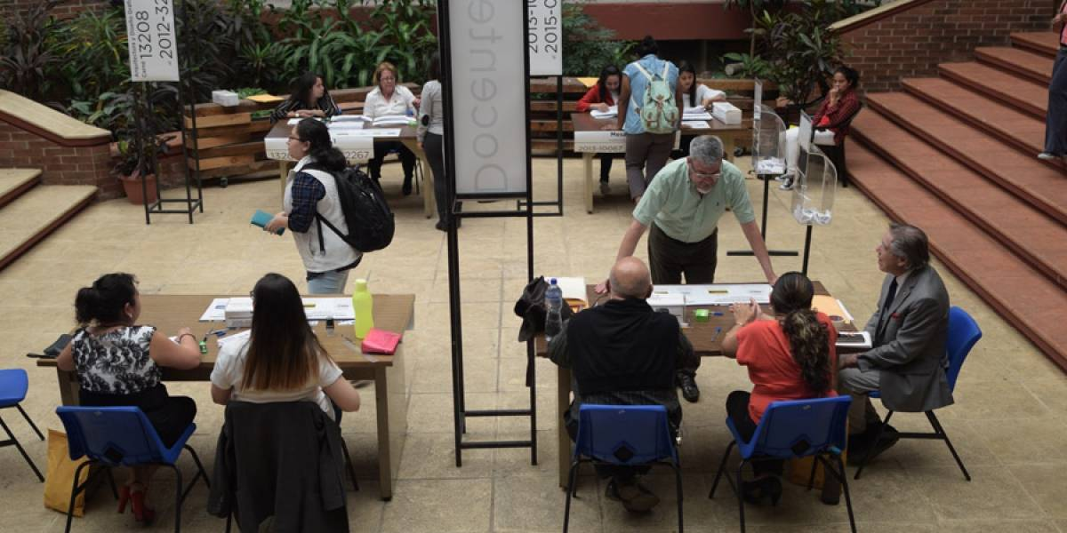 La USAC se encamina a elegir a su nuevo rector