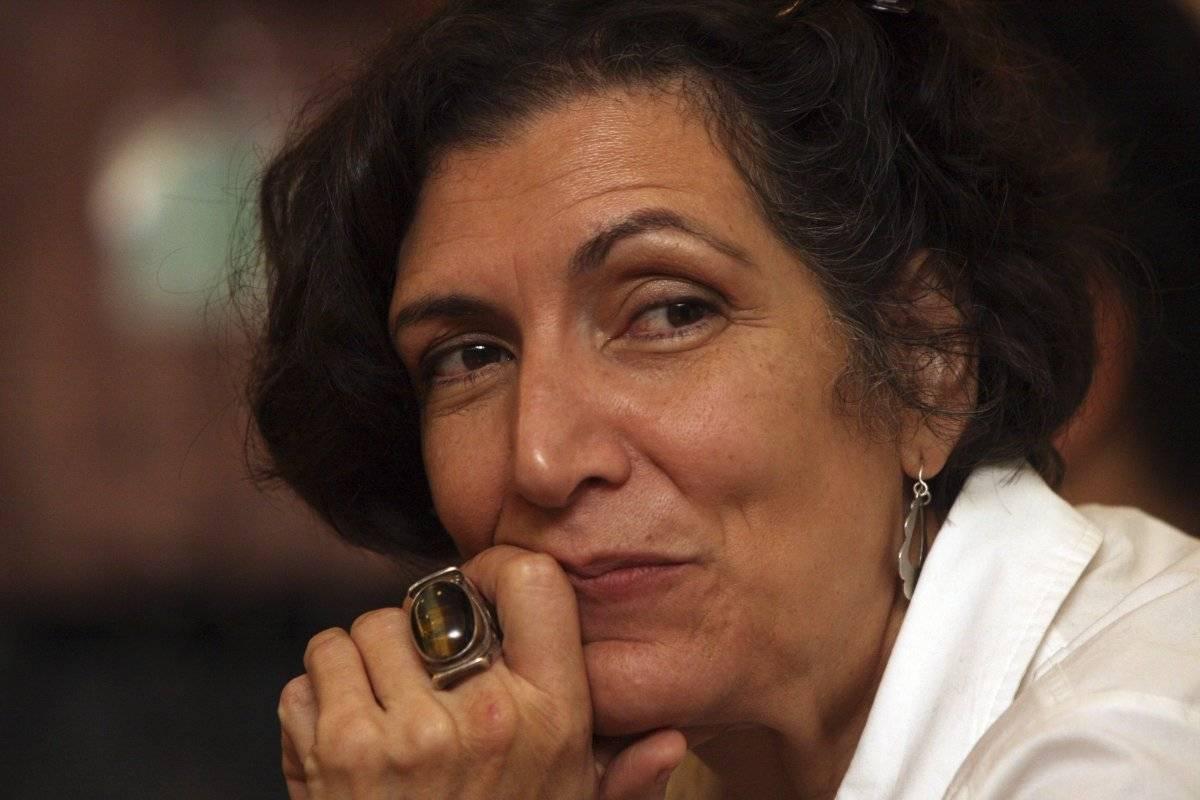 """En el marco de la XXV Feria Internacional del Libro en Guadalajara, La Periodista y Escritora, Alma Guillermoprieto, presento el Libro """"72 Migrantes"""". (Foto de 2011)"""