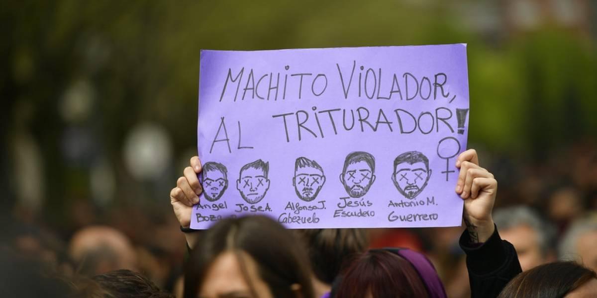 """Filtran audios de """"La Manada"""" antes y después de abusar de mujer en los Sanfermines"""