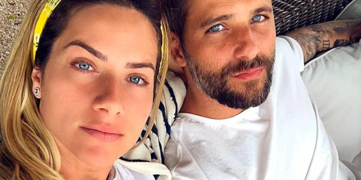 Giovanna se declara para Gagliasso: 'almas gêmeas se parecem'