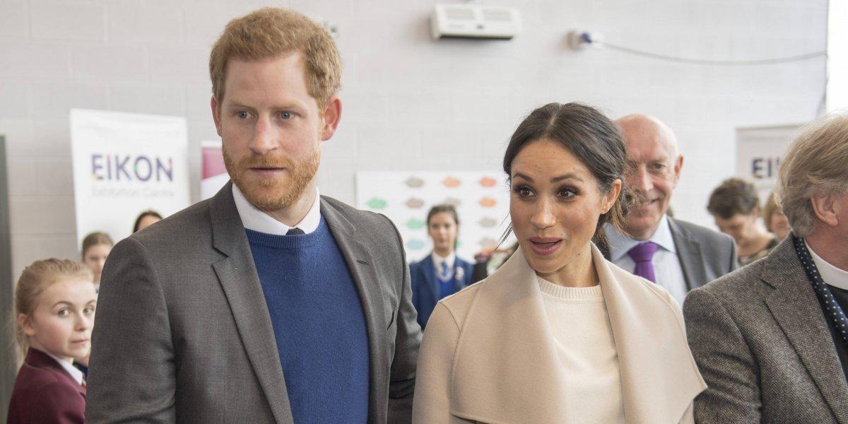"""""""Traigan su propia comida"""": la insólita petición para la boda de Harry y Meghan que tiene indignados a sus invitados"""