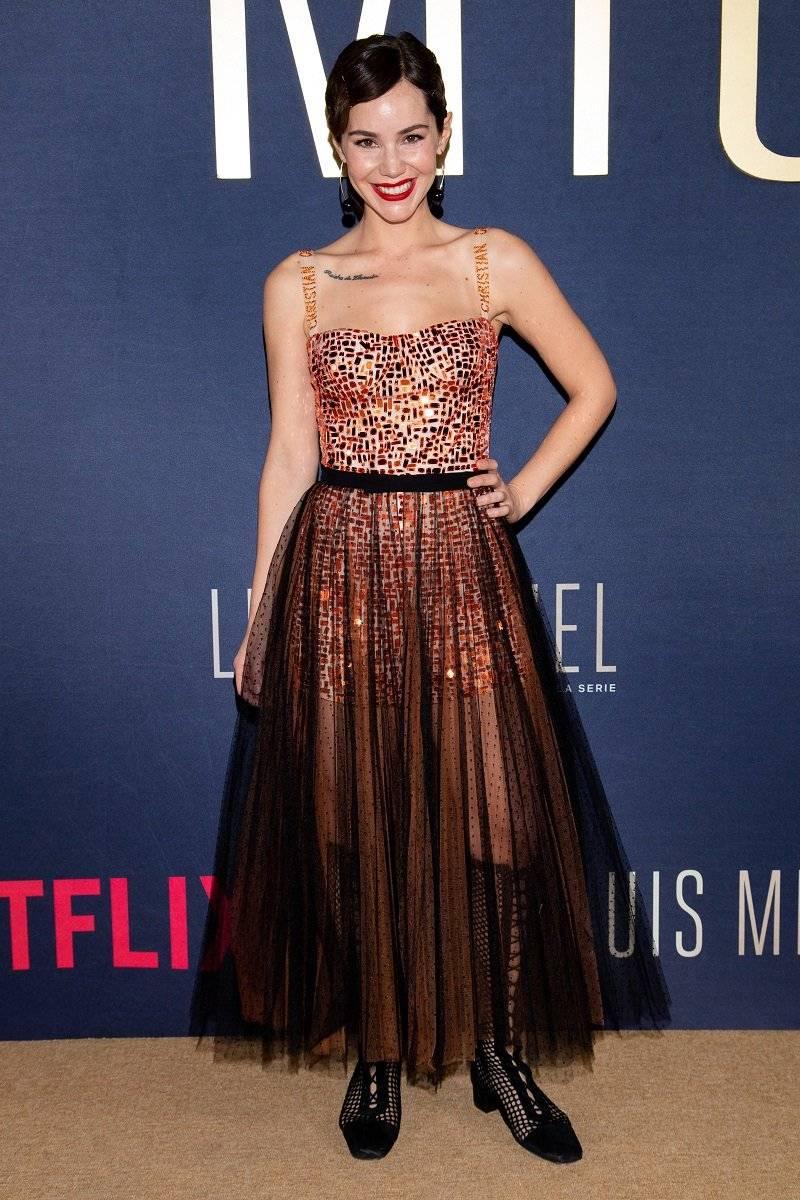 31 años tiene Camila Sodi quien en su trayectoria cuenta con 10 películas y tres telenovelas