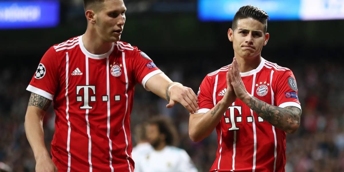 Graves señalamientos contra James Rodríguez por sus gestos ante Real Madrid