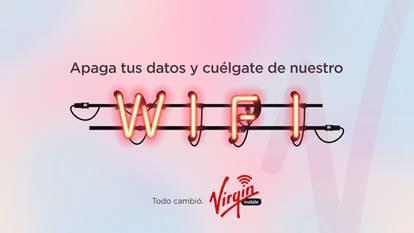 Virgin Mobile está ofreciendo WiFi gratis en México