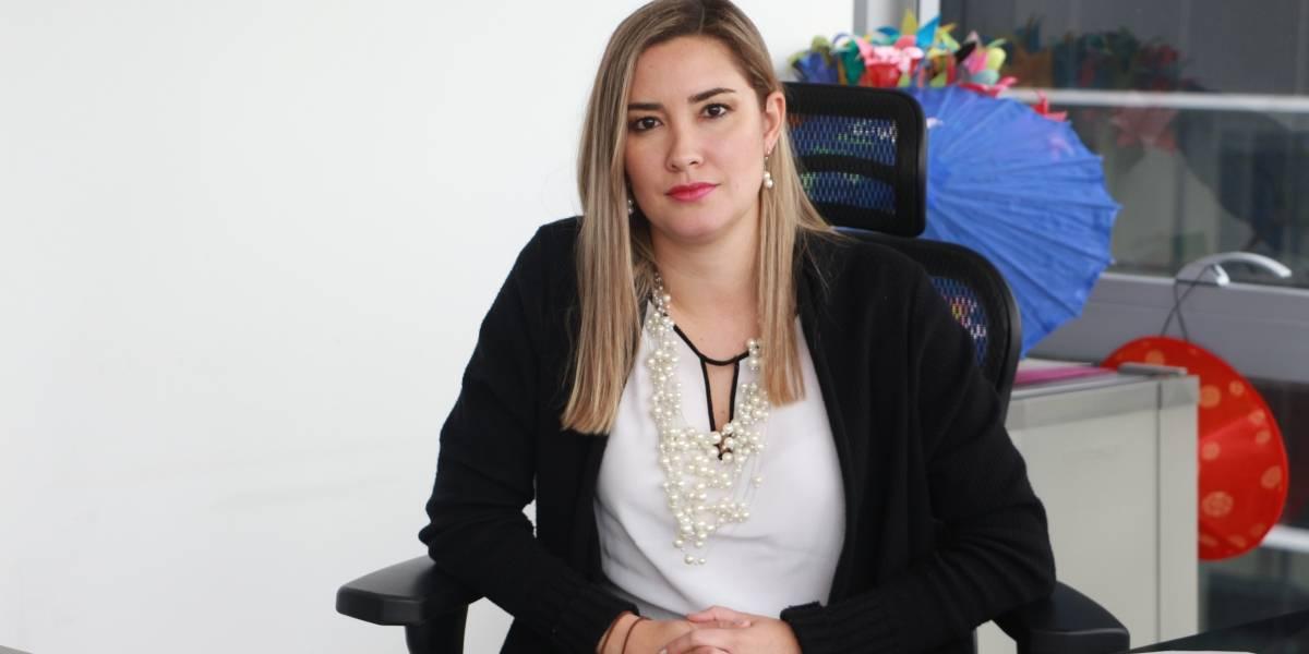 Entrevista con la secretaria de la Mujer de Bogotá